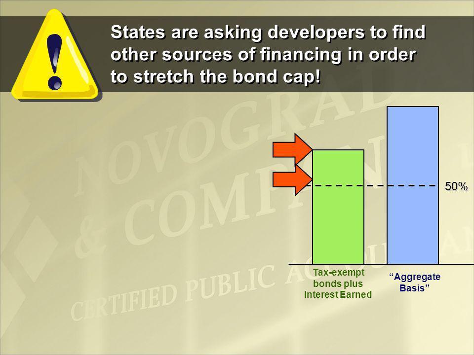Land plus Depreciable Basis Bonds $8.2 mil $5 mil E.B.