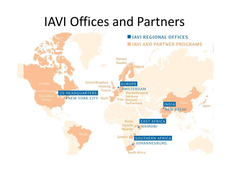 5 Evolution of the IAVI Design Laboratories