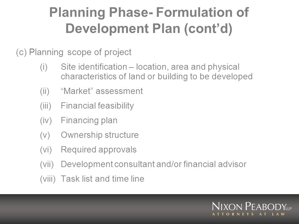 Financing Plan (A) Identify alternate sources of financing (B) Identify sources of start-up capital (C) Identify alternative financing mechanisms (D) Determine optimal financing structure