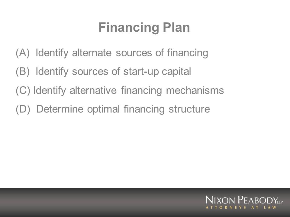 Ownership Structure-Tax, Accounting and Financing Considerations (A) Property Ownership (i) Existing land (ii) Acquire by purchase (ii) Ground lease (iv) Building or space lease