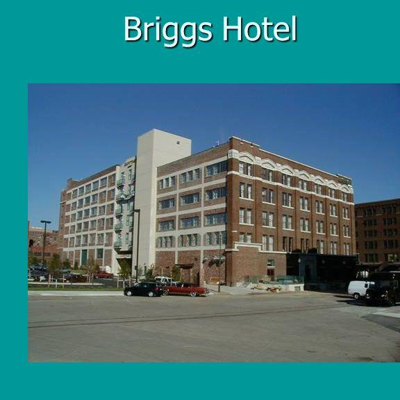Briggs Hotel Briggs Hotel