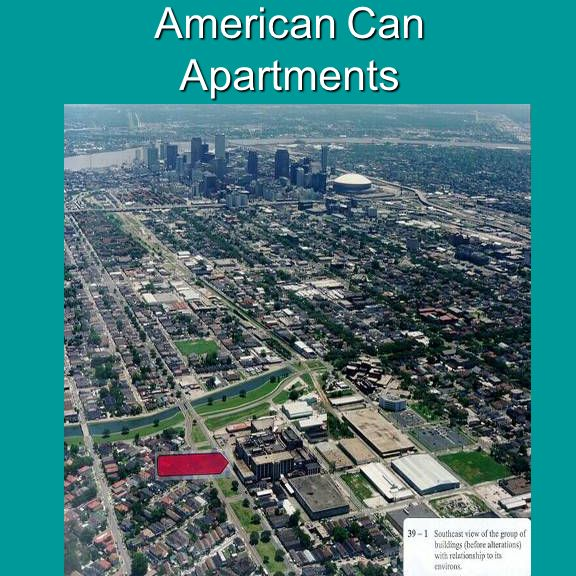 American Can Apartments