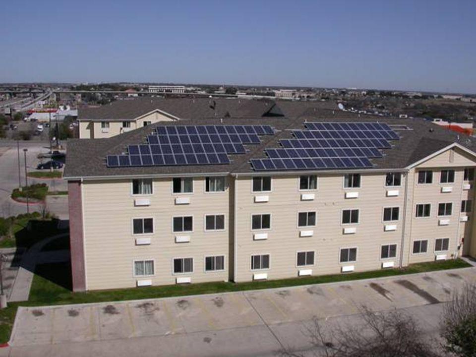 Solar Electric (Photovoltaic Array)