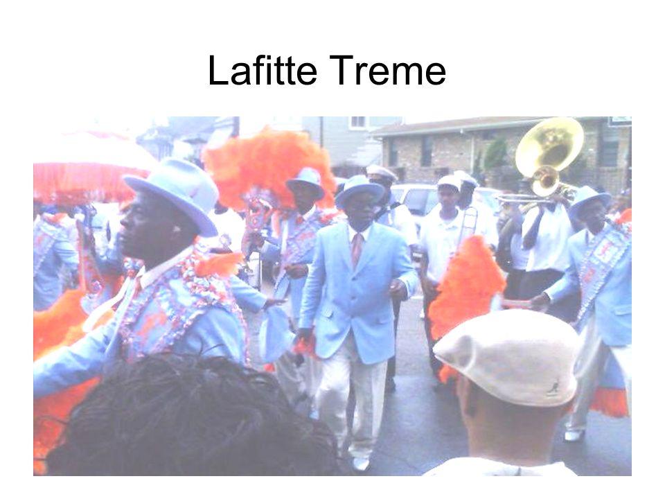 Lafitte Treme