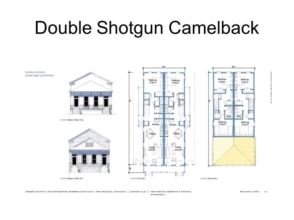 Double Shotgun Camelback