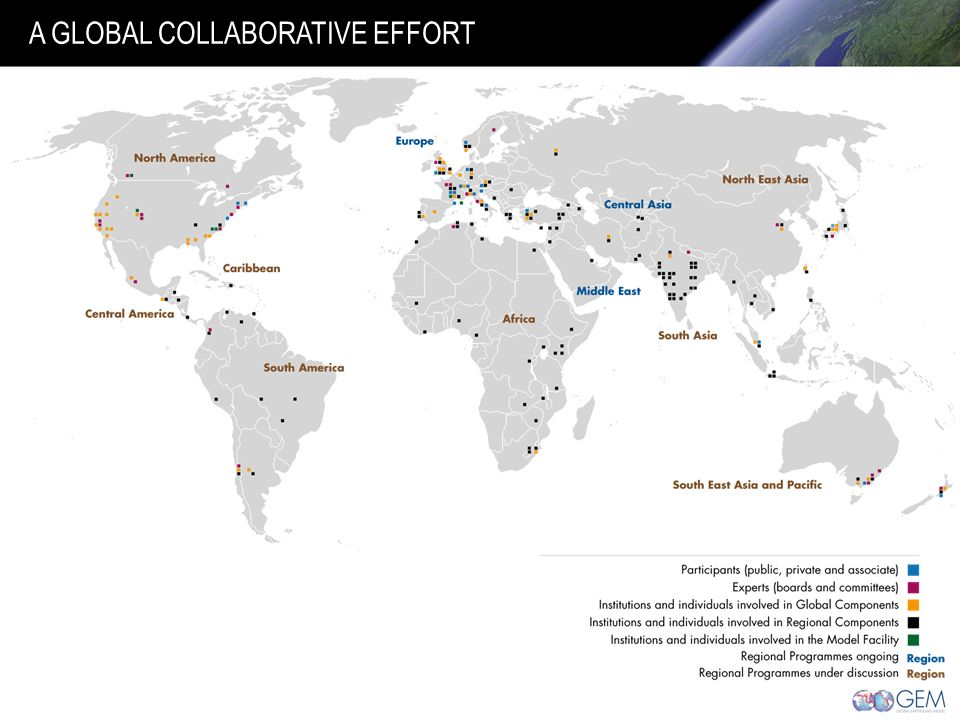 A GLOBAL COLLABORATIVE EFFORT