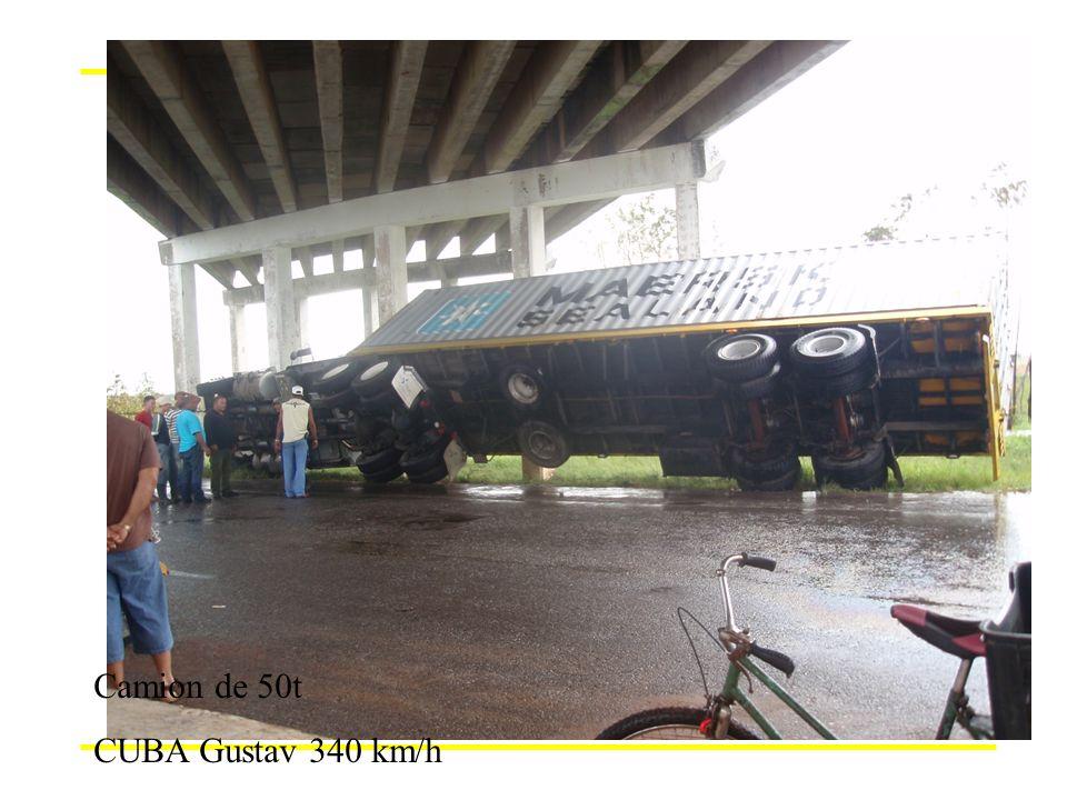 Camion de 50t CUBA Gustav 340 km/h