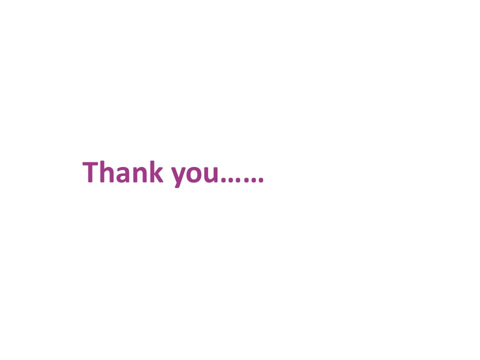 www.unisdr.org/campaign Thank you……