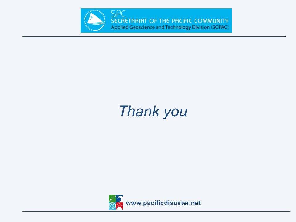 Thank you www.pacificdisaster.net