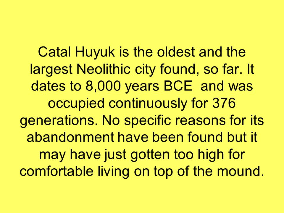 catal huyuk information economic patterns geographic influ Full text of a d i c t ionary of archaeology see other formats.