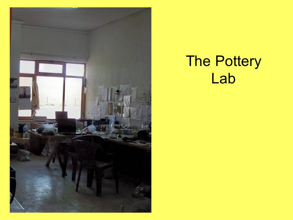The Pottery Lab