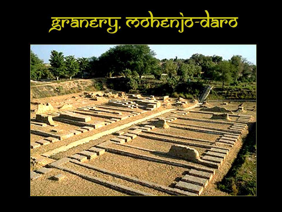 Granery, Mohenjo-Daro