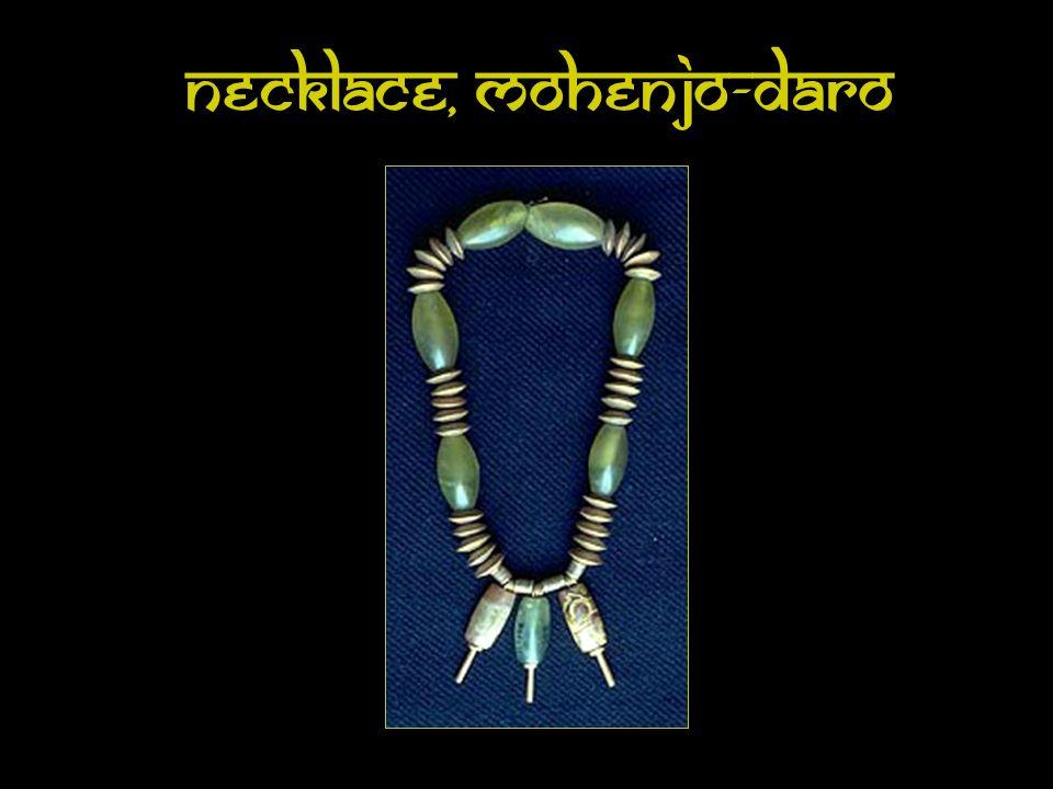 Necklace, Mohenjo-Daro