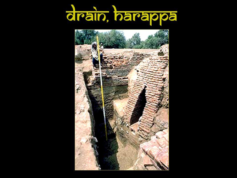 Drain, Harappa
