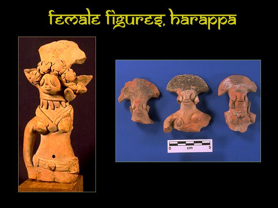 Female Figures, Harappa