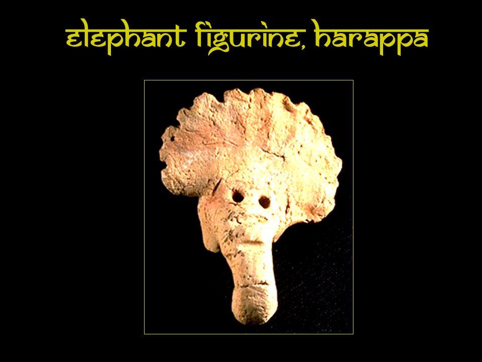 Elephant Figurine, Harappa