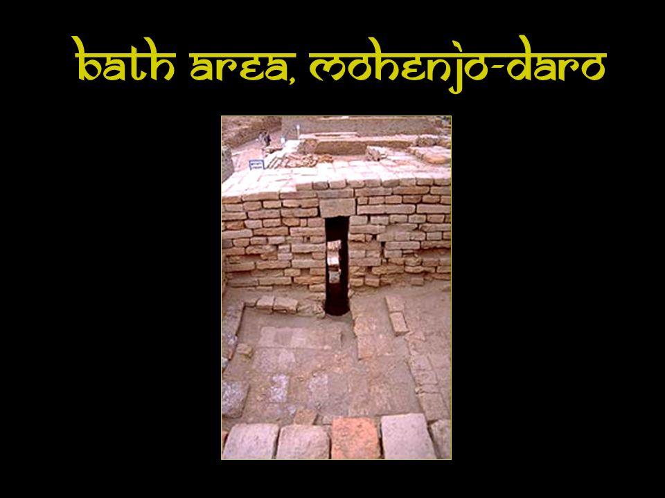 Bath Area, Mohenjo-Daro