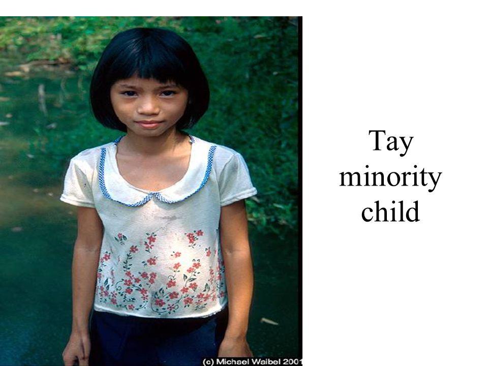 Tay minority child