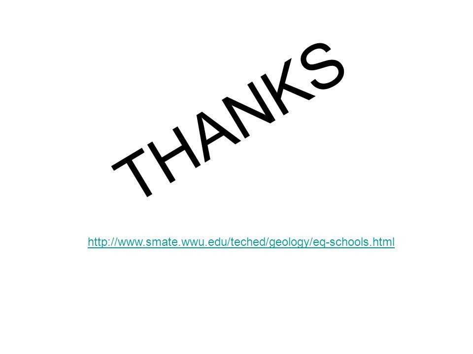 http://www.smate.wwu.edu/teched/geology/eq-schools.html THANKS