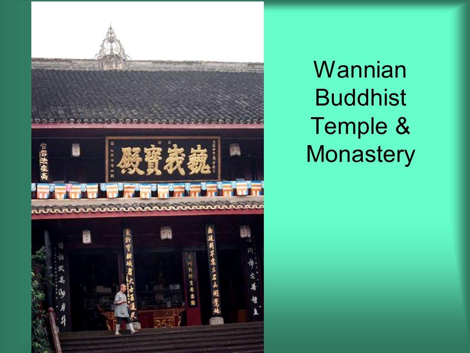 Wannian Buddhist Temple & Monastery
