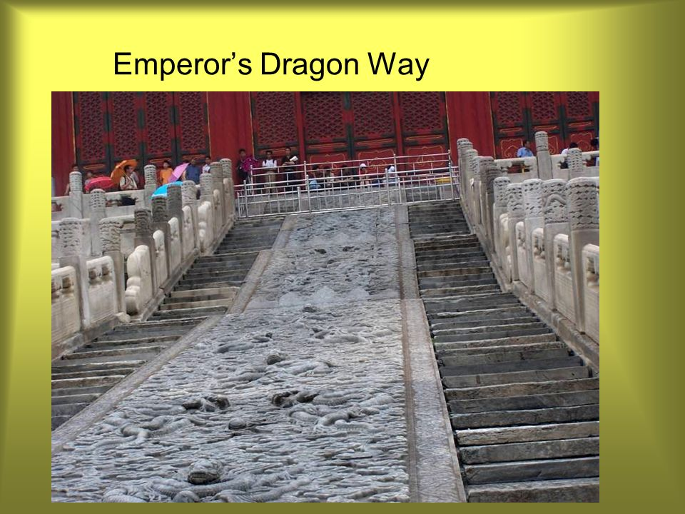 Emperors Dragon Way