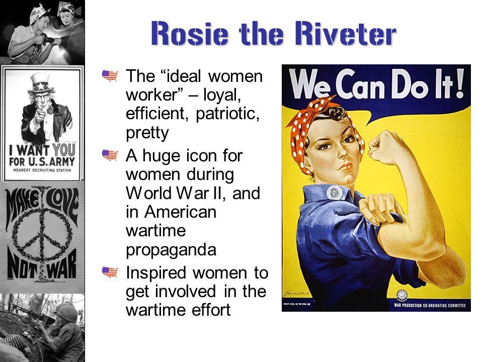 Women In The War: World War II