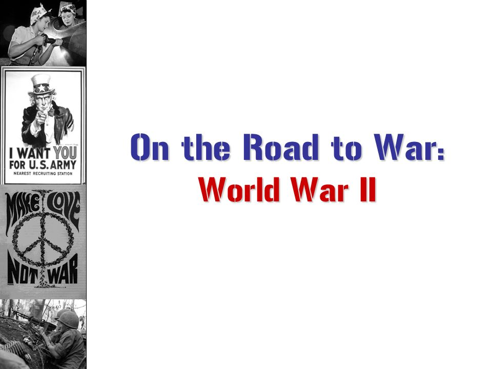 What was national support like in wartime America during World War II and the Vietnam War? Essential Question: