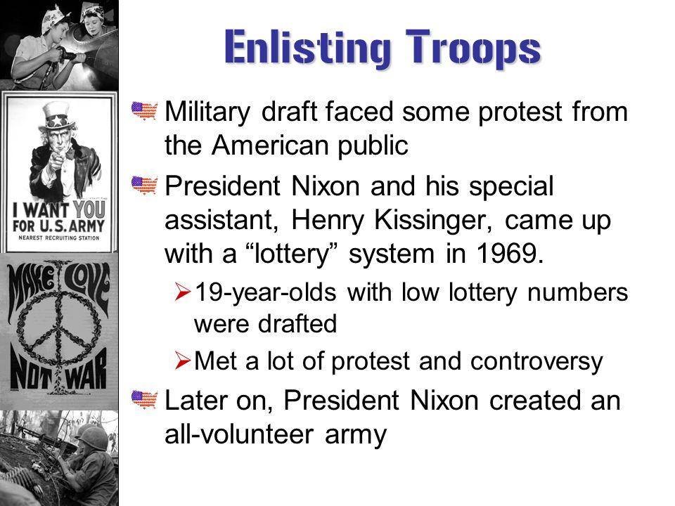 Wartime Effort: Vietnam War
