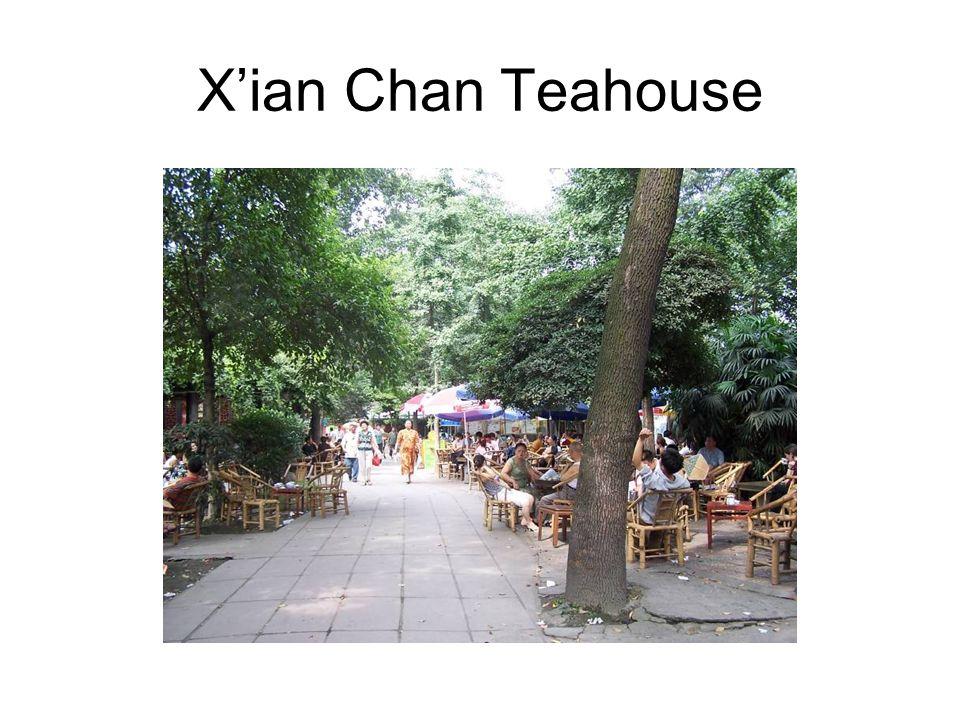 Xian Chan Teahouse