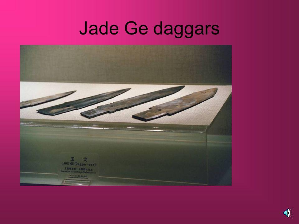 Jade Ge daggars
