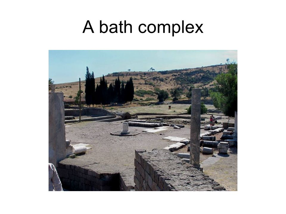 A bath complex