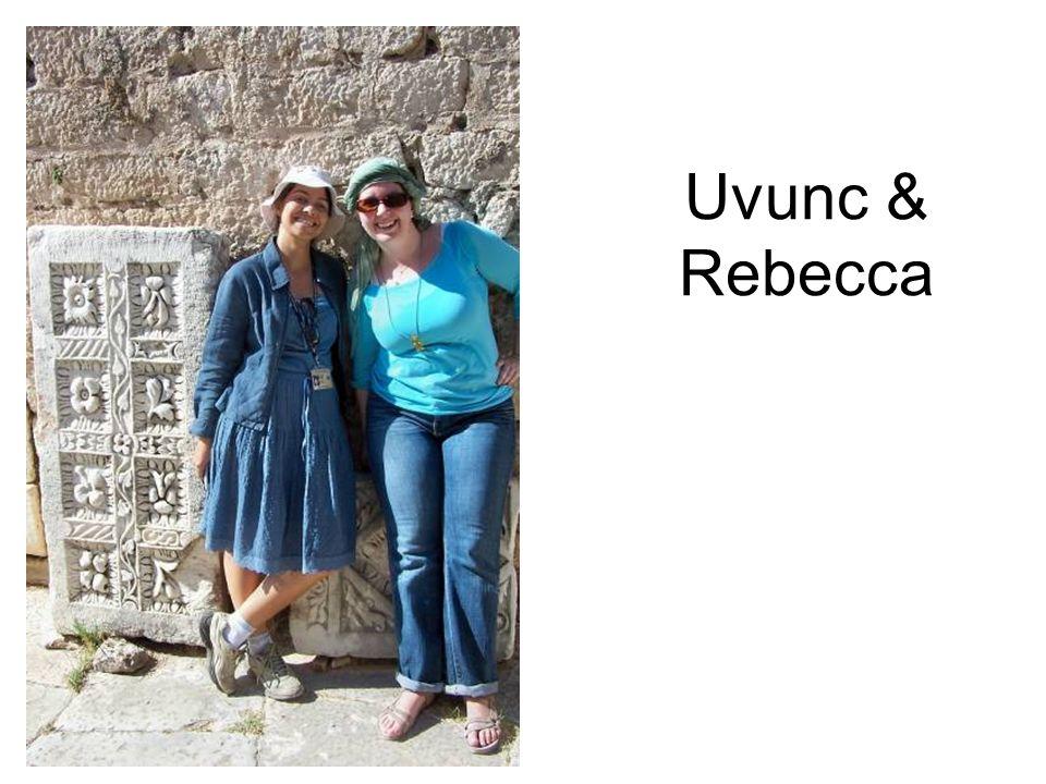 Uvunc & Rebecca