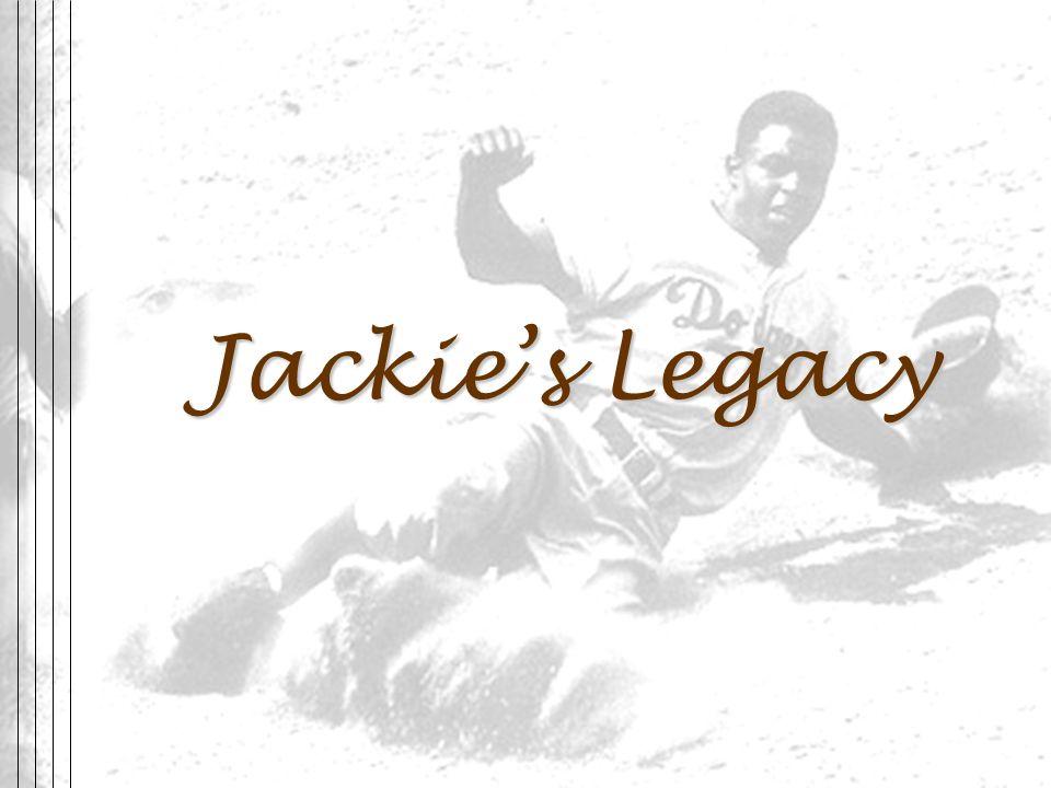 Jackies Legacy