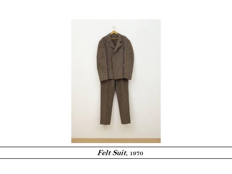 Felt Suit, 1970