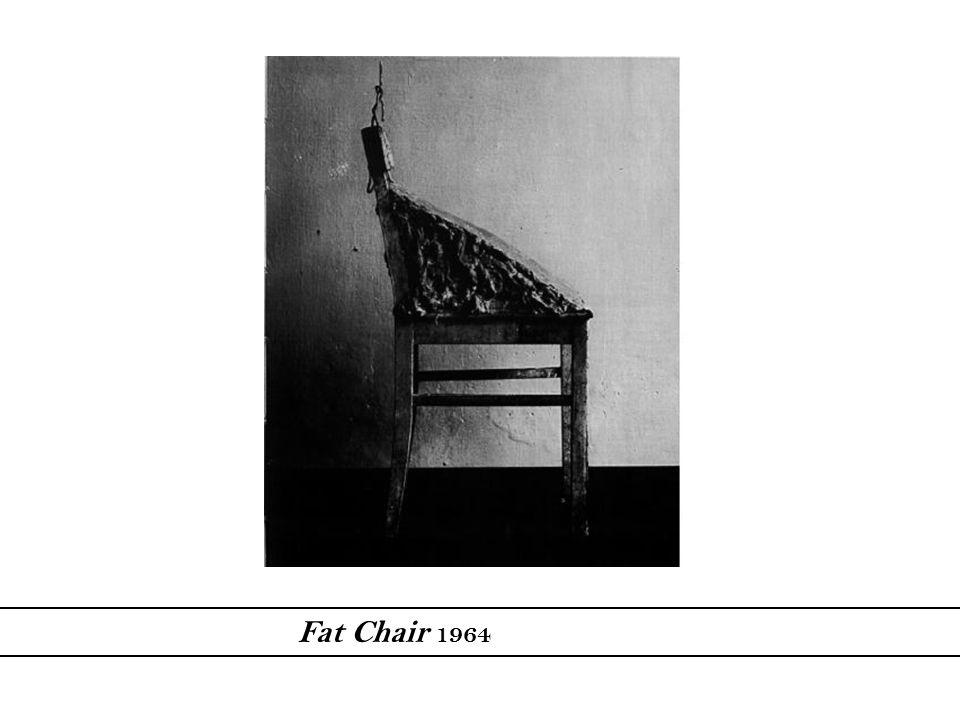 Fat Chair 1964