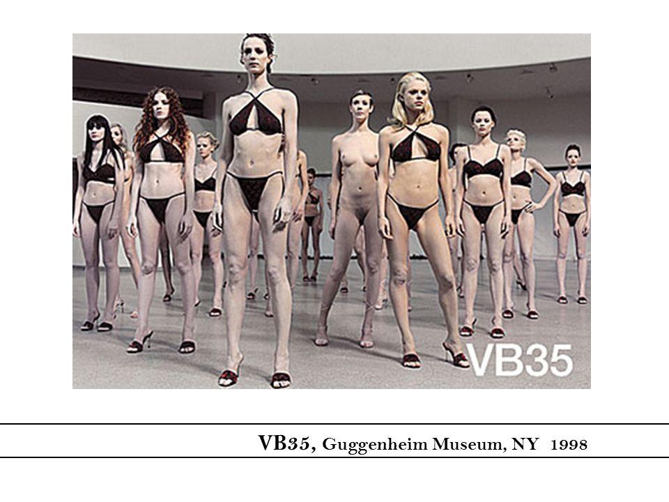 VB35, Guggenheim Museum, NY 1998