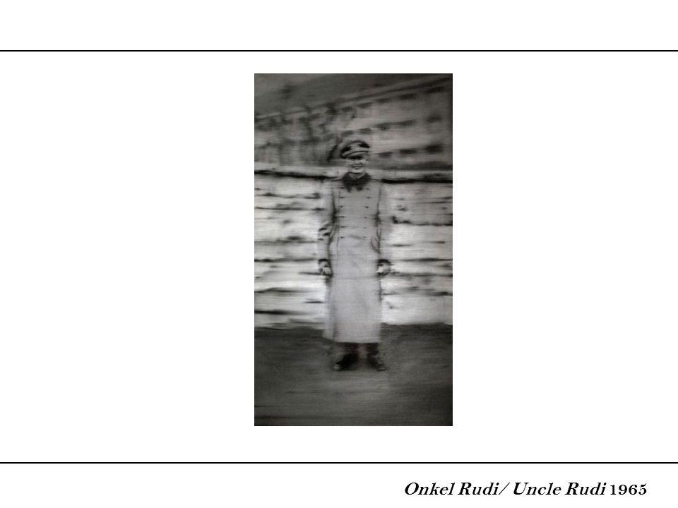 Onkel Rudi/ Uncle Rudi 1965