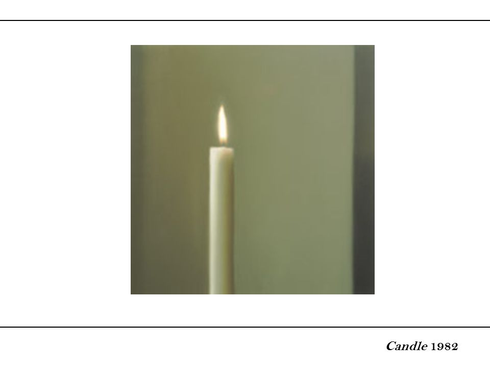 Candle 1982