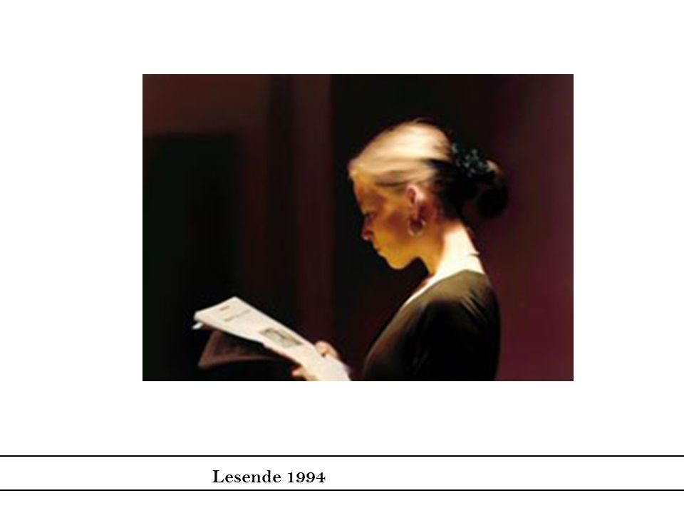 Lesende 1994
