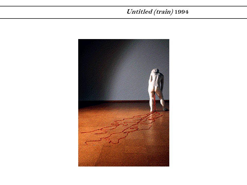 Untitled (train) 1994