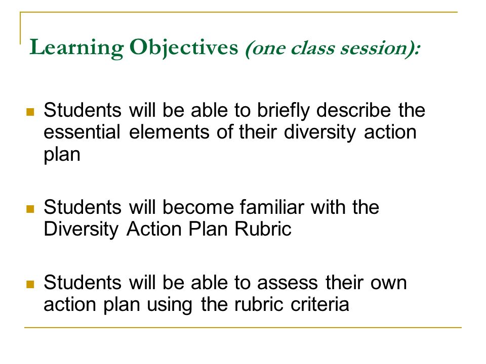 Structure of class today: Check-in Make-up assignments – Elizabeth & Rizgar Elevator talk about your action plan Pairwise conversation about rubric Summary Assessment Logistics