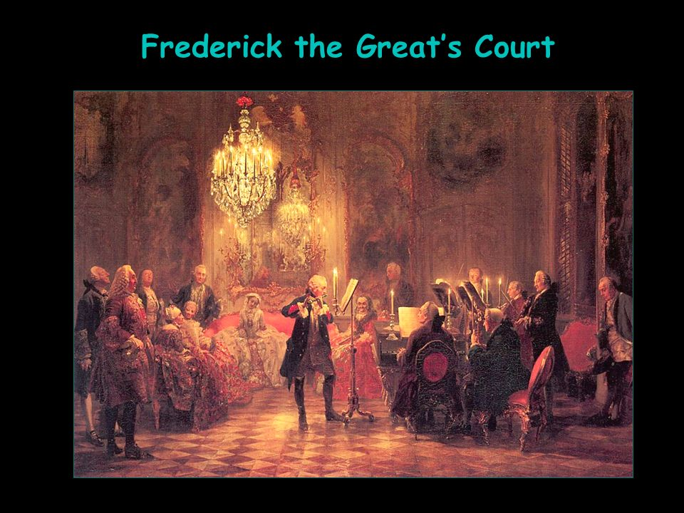 Frederick the Greats Court