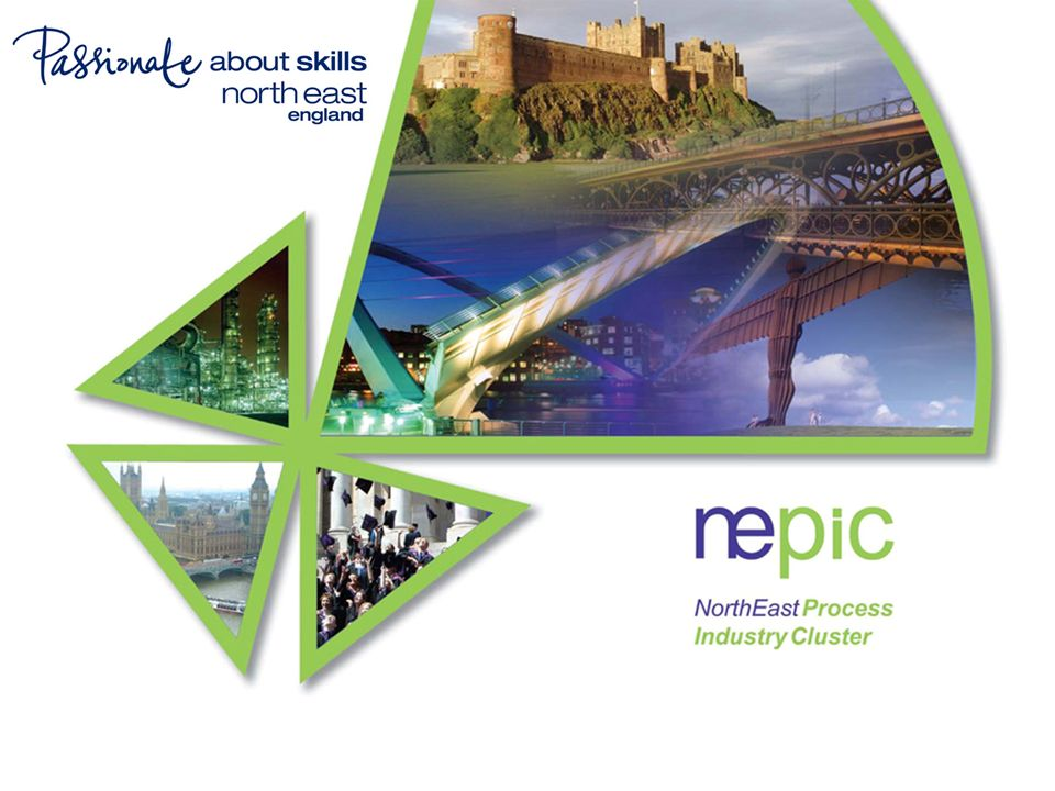 NEPIC – Business Plan for Science Education Industry Attractiveness Programme 2008 – 2011 to extend current programmes to reach over 1500 schools, 55K pupils and work with 6K teachers A Business Plan that is central to the Process Industrys need to attract 16,000 people into careers in the sector in the North East of England over the next 10 years.