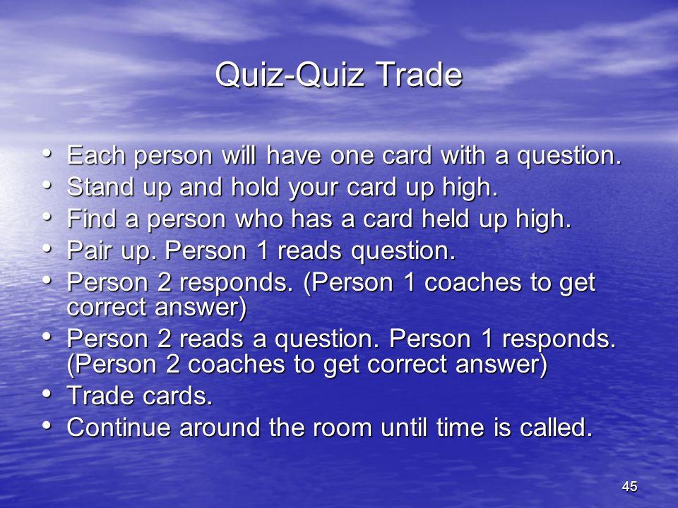 46 Questions/Comments Questions.Questions.