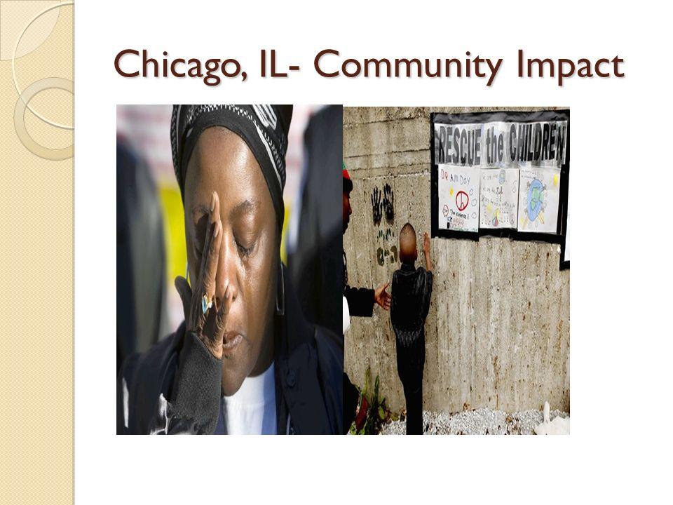 Chicago, IL- Community Impact