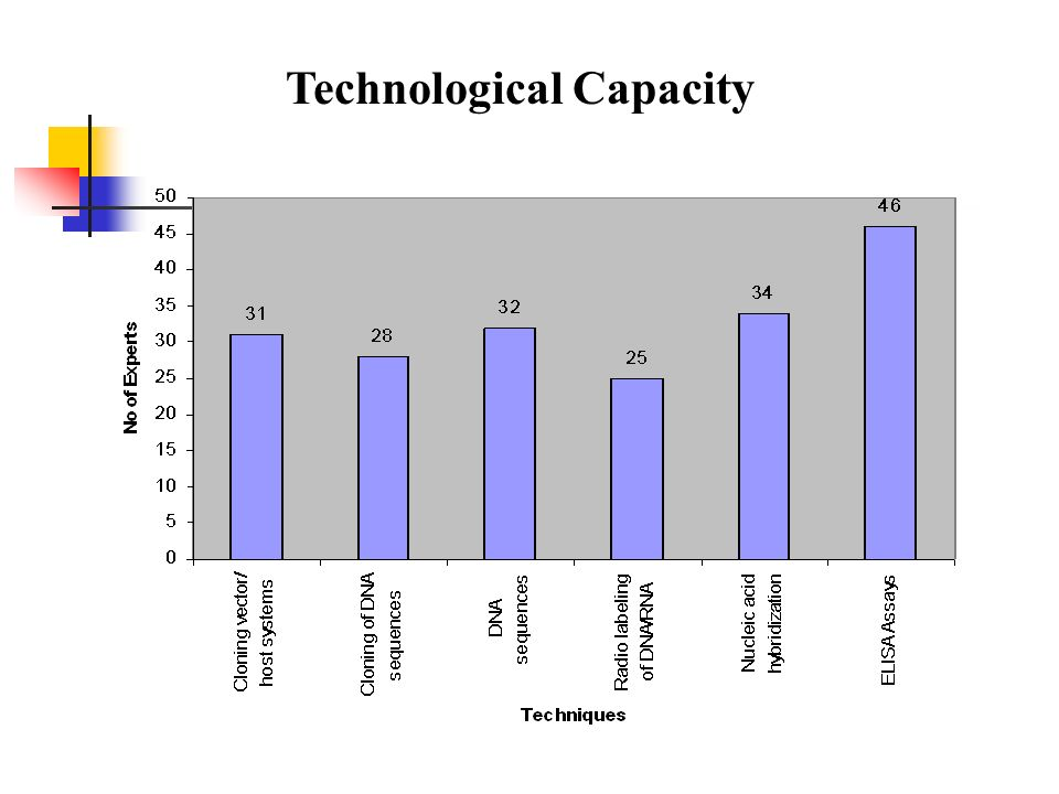 Technological Capacity