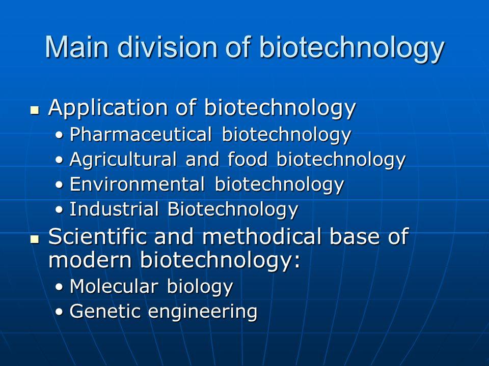 Biotechnology related sciences Biotechnology Immunology Biophysics Technical science Microbiology Biochemistry Molecular biology Geology Ecology Genetics