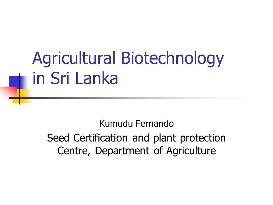 Molecular diagnostics Identification of plant quarantine pests & diseases Pest detection for plant protection Testing of GM crops