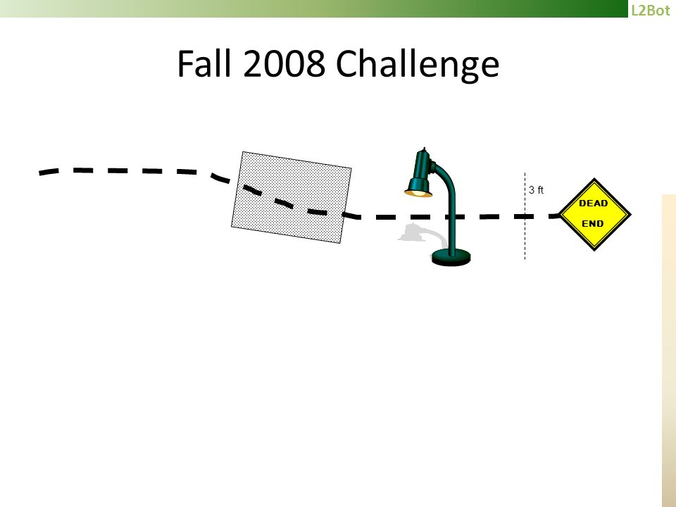L2Bot Fall 2008 Challenge 3 ft DEAD END