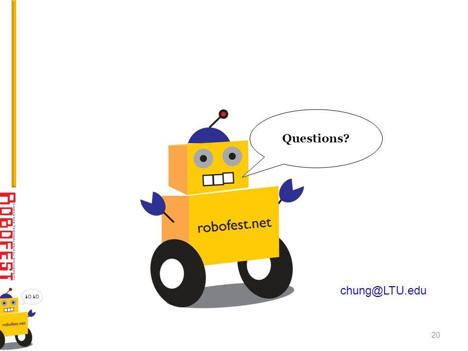 chung@LTU.edu Questions 20